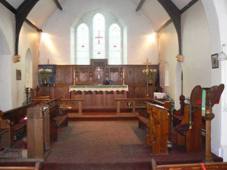 St Mark's Pwllgwaun - CLOSED